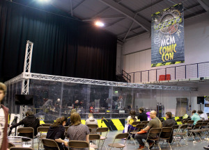 Robots Live! MCM Midlands, Feb 2015